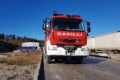 Praktične vaje OG – požari na prometnih sredstvih