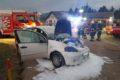 Požar avtomobila, Ivanje Selo, 12.01.2020