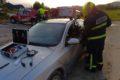Vaje operative – odpiranje in gašenje osebnega vozila